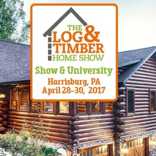 Log & Timber Home Show Harrisburg