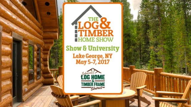 Log & Timber Frame Show Lake George