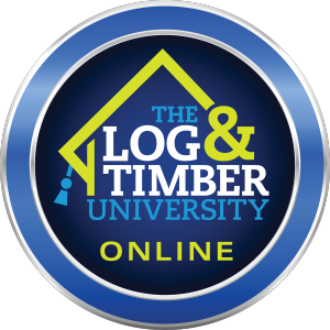 Log & Timber University Online Education Course